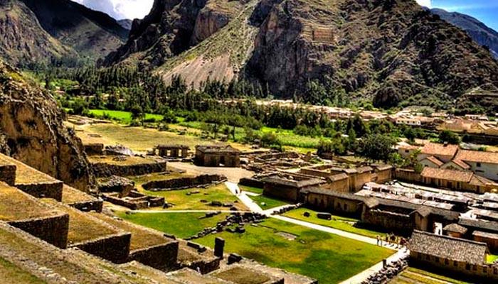 Tour en el Valle Sagrado de los Incas