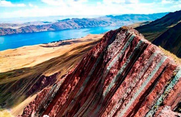 Pallay Puncho – La Montaña Arco Iris Filuda