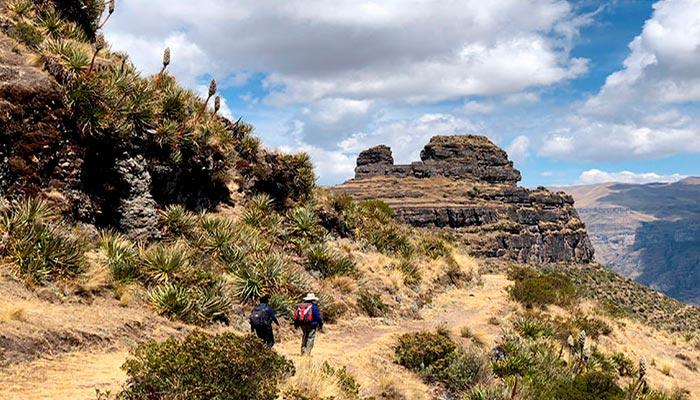 Puente Inca Qeswachaka y Caminata Waqra Pukara 2d/1n